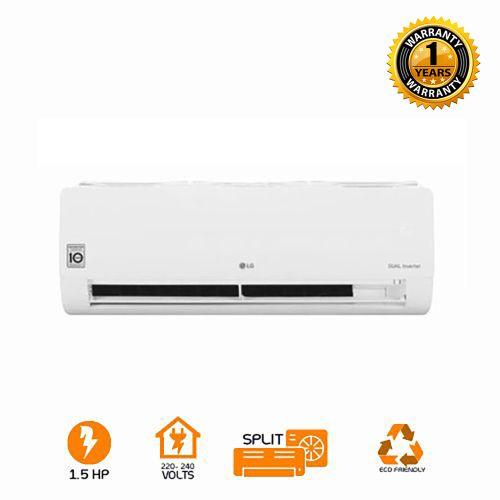 S4-Q12JA3QG Dualcool Inverter Air Conditioner - 1.5HP White