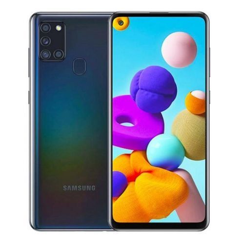 Galaxy A21S DUAL SIM - 128GB HDD - 4GB RAM - Black/Silver/Blue