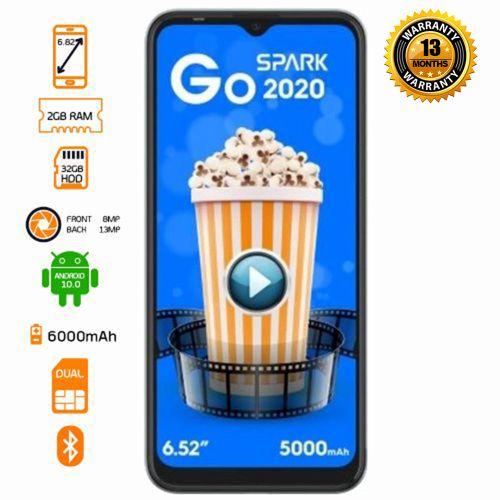 Spark GO (2020) - 32GB HDD - 2GB RAM - Blue