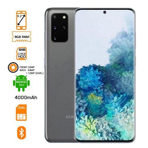 Galaxy S20 Dual SIM - 128GB HDD - 8GB RAM - Cosmic Grey