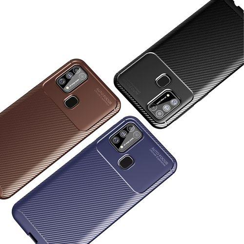 Samsung Galaxy M31 TPU Case(3PCS) - Multicolor