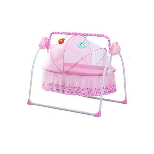 Shop Prima Electric Auto-Swing Baby Cradle Safe Crib ...