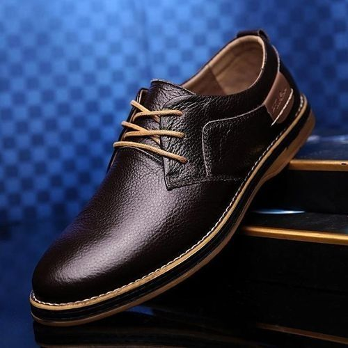 Shop Generic Mens Wedding Shoes Business Working Shoes