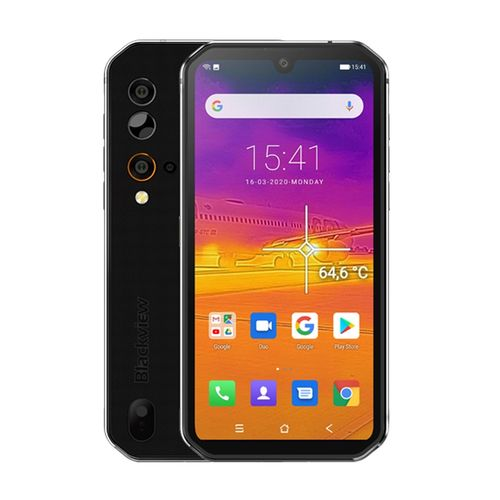 BV9900 Pro, 8GB+128GB, 5.84 Inch Android 9.0 Pie Smartphone - Silver