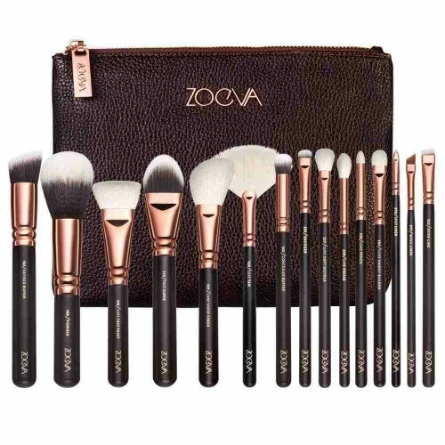 Make Up Brush Set - 15 Pieces