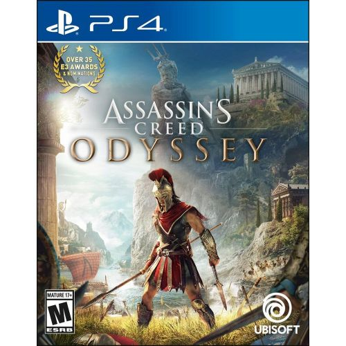 Assassins Creed: Odyssey Standard Edition