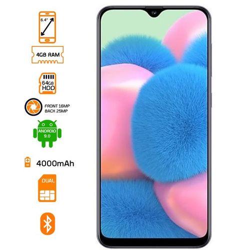 Galaxy A30s - 64GB HDD - 4GB RAM - Prism Crush Black