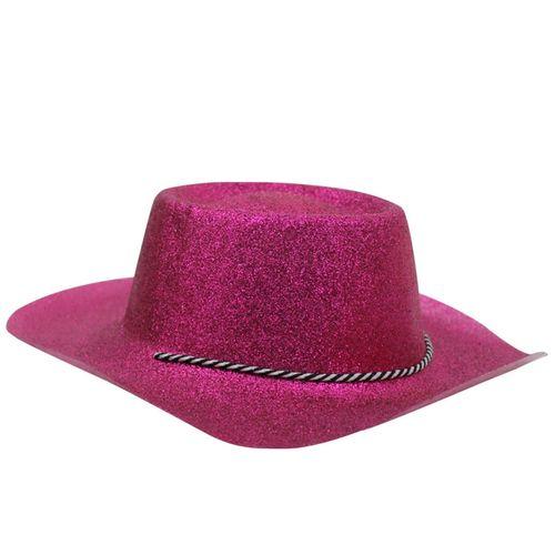 Bride Bachelorette Party Cowboy Hat - Pink