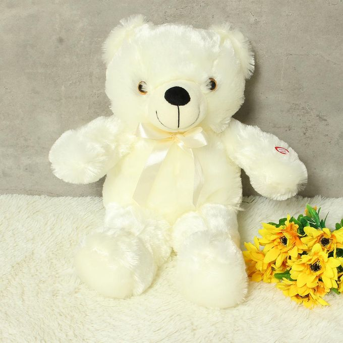 Cute Lamb Stuffed Animals, Shop Generic 50cm Stuffed Night Light Plush Teddy Bear So White White Online Jumia Ghana