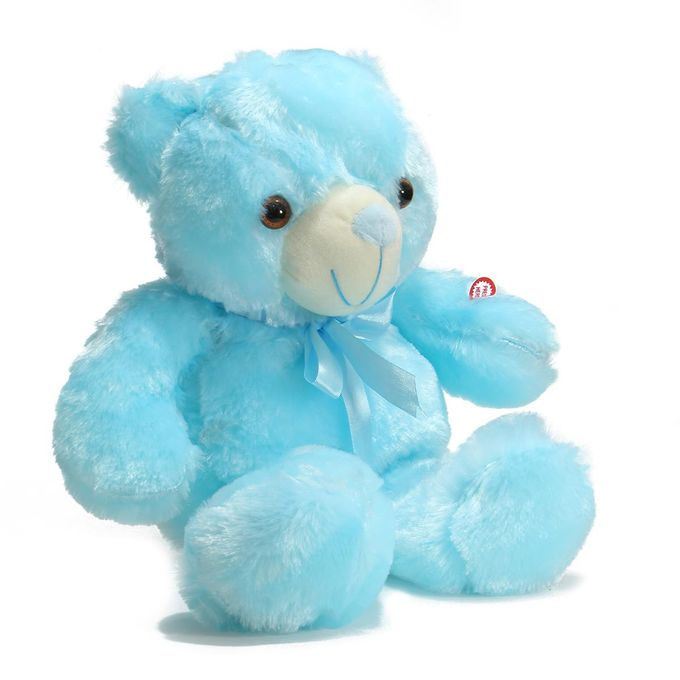 Cute Lamb Stuffed Animals, Shop Generic 50cm Stuffed Night Light Plush Teddy Bear Soft Blue Blue Online Jumia Ghana