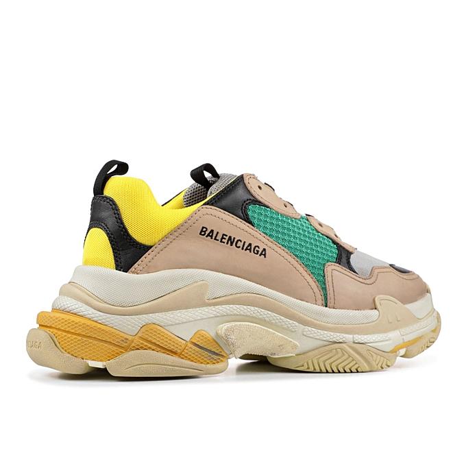 4db2438c900 Triple S Low-Top Lace Up Sneakers - Multicolour