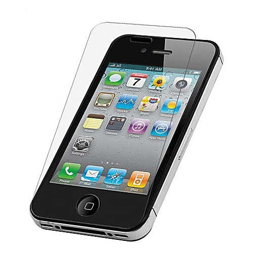 Otao Tempered Glass Screen Protector for Apple iPhone 4 4S  6d2d7311de