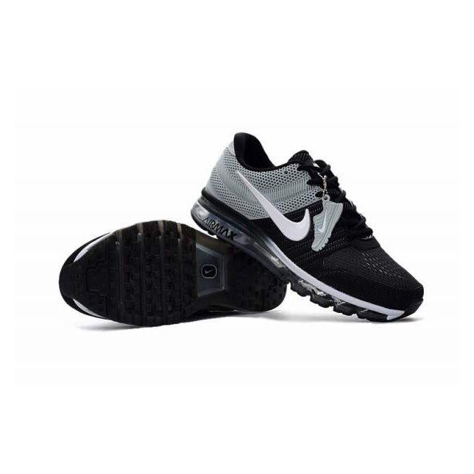 ... nike air max 2017 running shoes grey black buy online jumia ghana