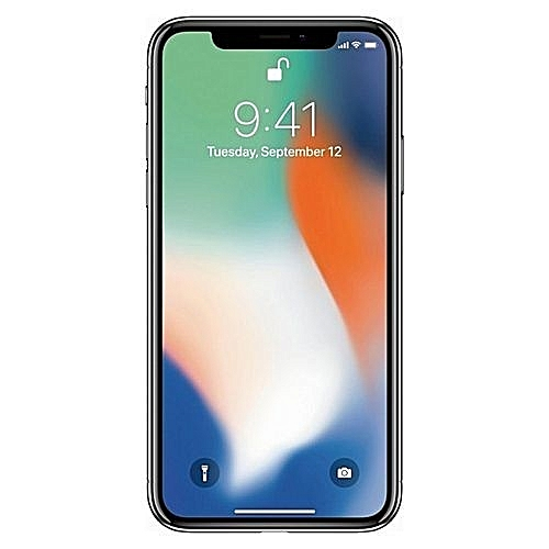 849fbb0ef6b Apple iPhone X 256GB HDD - 3GB RAM - Silver